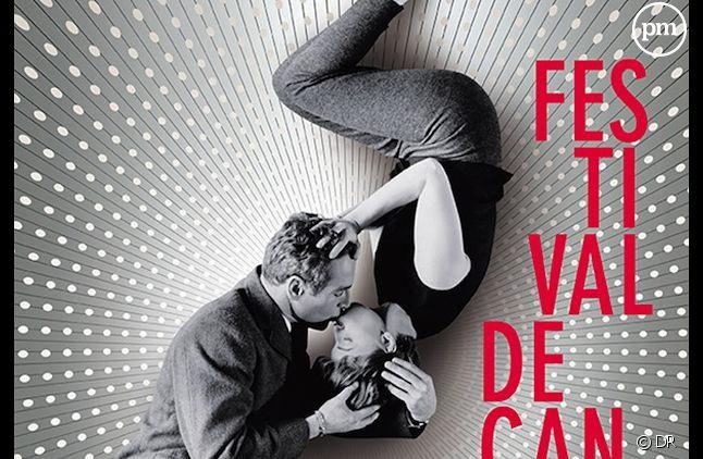 Paul Newman et Joanne Woodward sur l'affiche du 66e festival de Cannes.