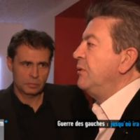Zapping : Le clash Mélenchon/Cohen sur France Inter côté coulisses
