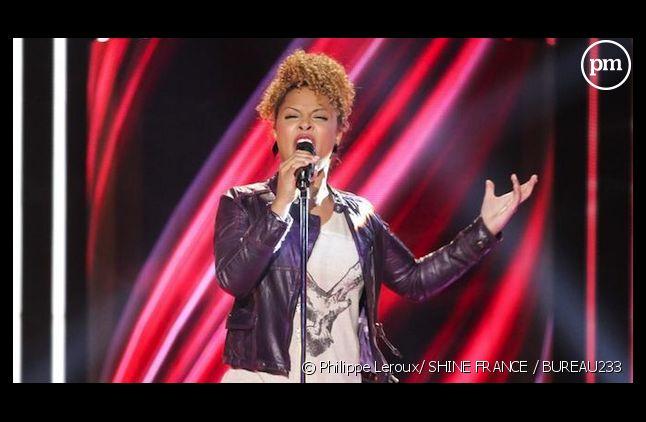 """Eliminée de """"The Voice, la plus belle voix"""" samedi, Shadoh ne cache pas sa déception"""