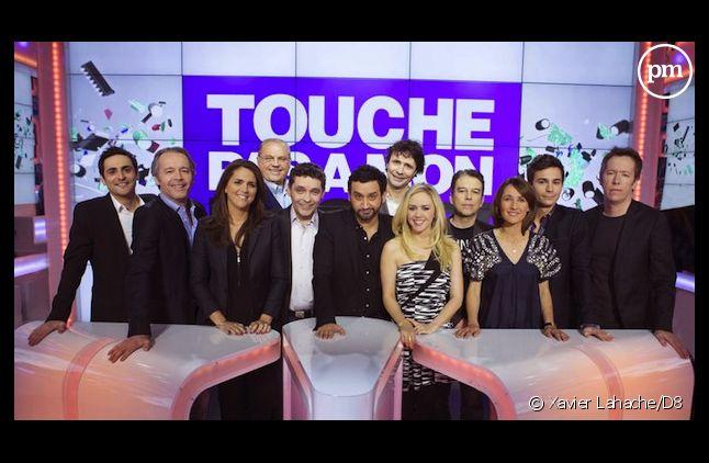 """""""Touche pas à mon poste"""" est passé en 2012 de France 4 à D8 sans que la chaîne publique ait son mot à dire"""