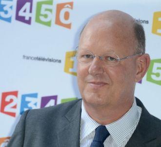 Rémy Pflimlin, PDG de France Télévisions