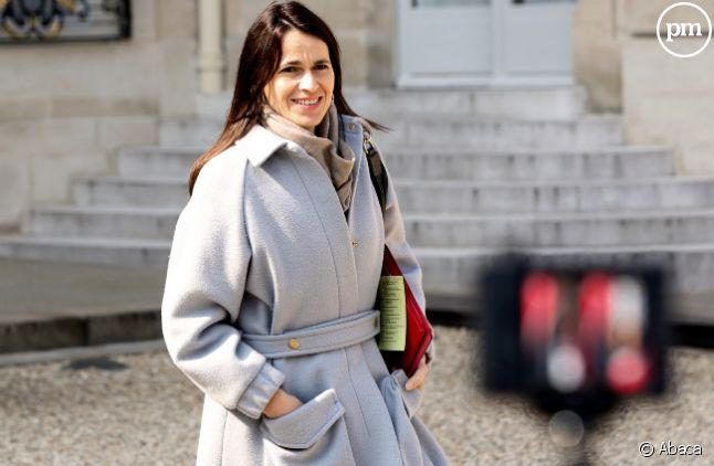 Aurélie Filippetti, ministre de la Culture et de la Communication.