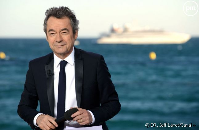 "Michel Denisot quitte ""Le grand journal de Canal+""."
