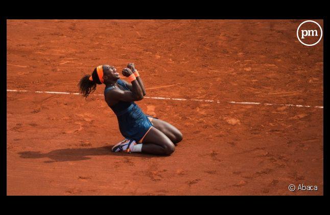 Serena Williams a emporté son deuxième titre à Roland Garros.