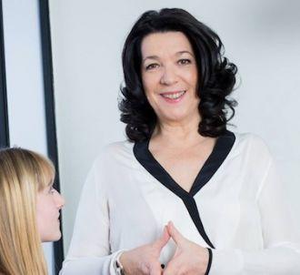 Jocelyne est l'une des deux nouvelles 'Nannies' de M6