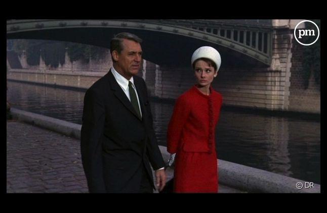 """Se balader sur les quais comme <span>Audrey Hepburn et Cary Grant dans """"Charade"""".</span>"""