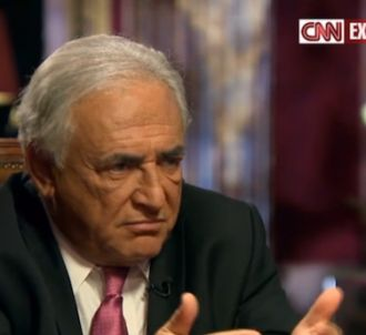 Sur CNN, Dominique Strauss-Kahn revient sur son arrestation