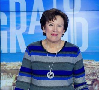 Roselyne Bachelot arrive sur i-Télé
