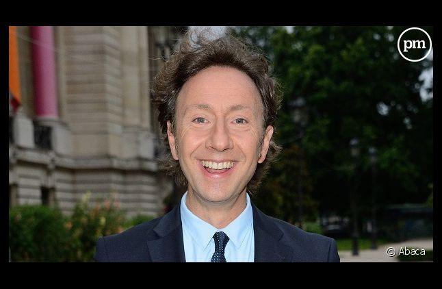 Stéphane Bern, spécialiste des têtes couronnées, très sollicité lors de la naissance du premier enfant de Kate et William.