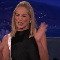 Zapping : Sharon Stone rejoue la fameuse scène de