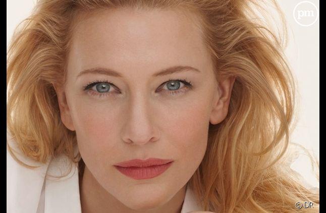 Cate Blanchett égérie Giorgio Armani
