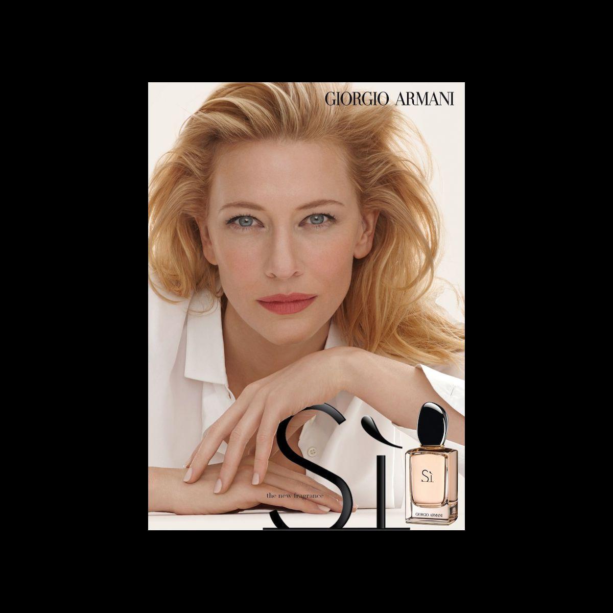 De Dollars BlanchettÉgérie Armani Cate Puremedias Pour Millions 10 nk80wPO