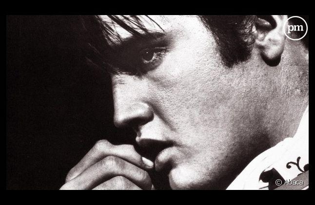 Elvis Presley, en 1956.