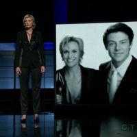 Emmy Awards 2013 : l'hommage de Jane Lynch à Cory Monteith (VOST)