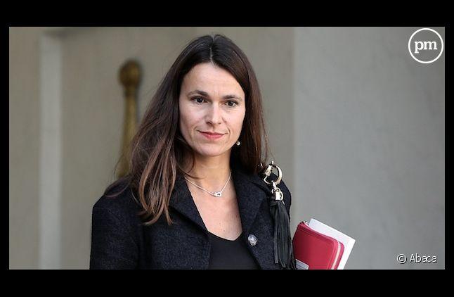 Aurélie Filippetti dénonce les attaques contre Sophia Aram