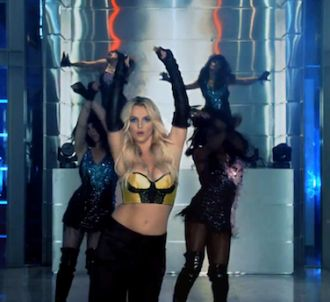 Britney Spears dévoile le clip 'Work B**ch'