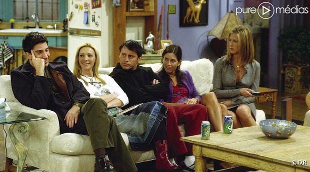 """""""Friends"""", entre autres, va être disponible sur Dailymotion"""