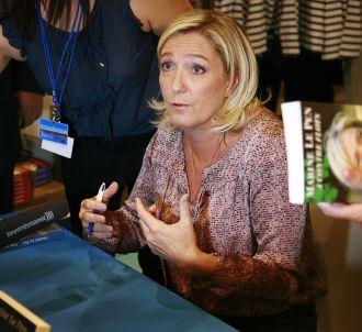 Marine Le Pen n'ira pas sur France 2, vendredi soir.