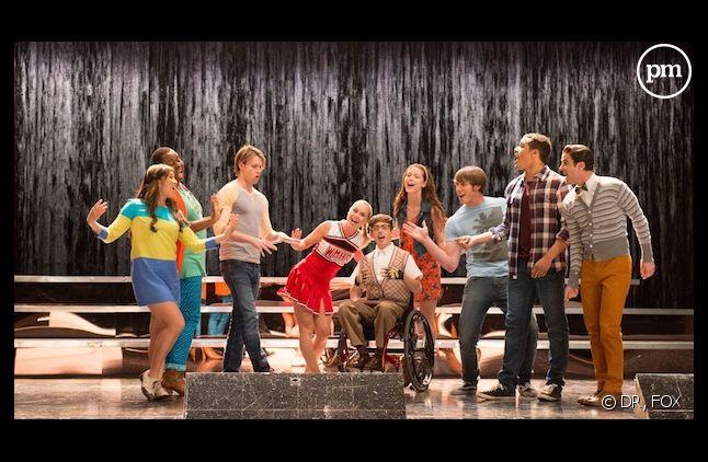 """""""Glee"""" s'arrêtera à l'issue de la saison 6"""