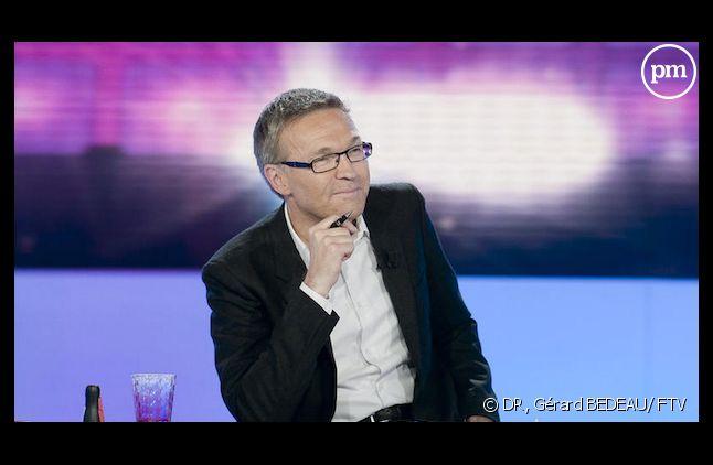 <span>Laurent Ruquier devrait être de retour en access en janvier</span>