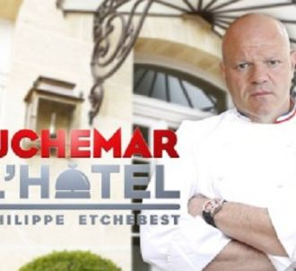 Philippe Etchebest dans 'Cauchemar à l'hôtel'