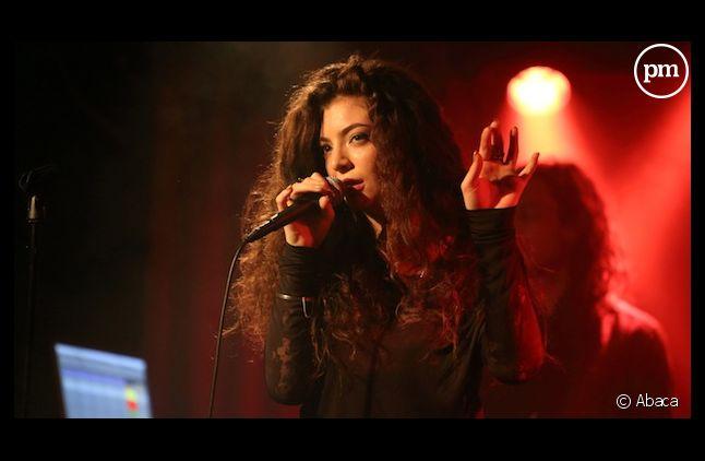 Lorde ne veut pas travailler avec David Guetta