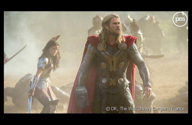 """""""Thor : Le Monde des ténèbres"""" démarre en tête du box-office US"""