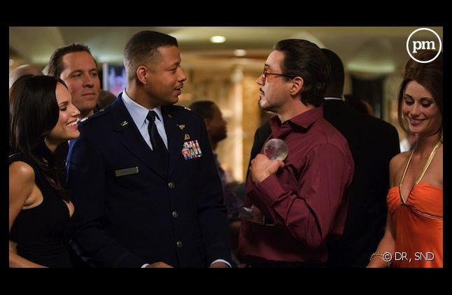 """Terrence Howard dit avoir été remercié de """"Iron Man"""" par Robert Downey Jr."""