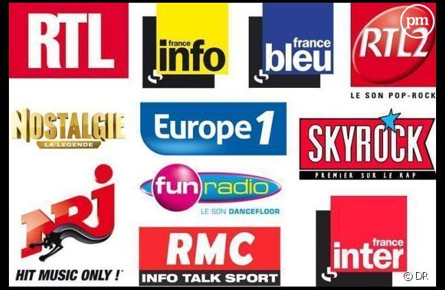 La bande FM à Paris