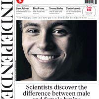 Le coming out de Tom Daley à la Une de la presse britannique