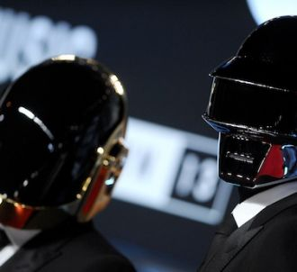 Daft Punk domine les ventes d'albums et de singles sur...