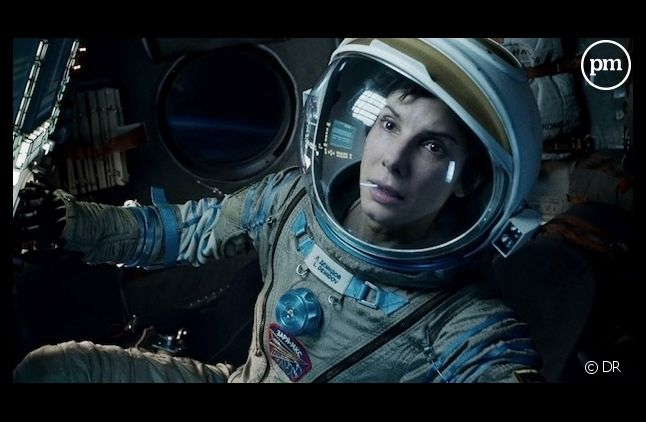 """""""Gravity"""" nommé onze fois aux BAFTA 2014"""