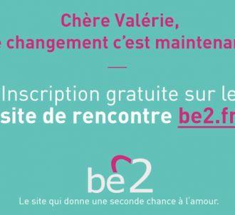 Be2 fait sa publicité sur la liaison Hollande/Gayet