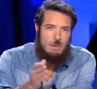 Nicolas Bedos dans 'On n'est pas couché' samedi 11...