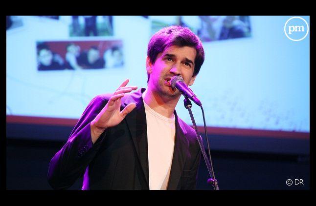 """Mathieu Johann, candidat de la saison 4 de la """"Star Academy"""""""