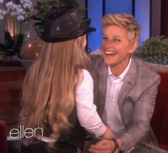 Le petit Elias surprend Ellen DeGeneres