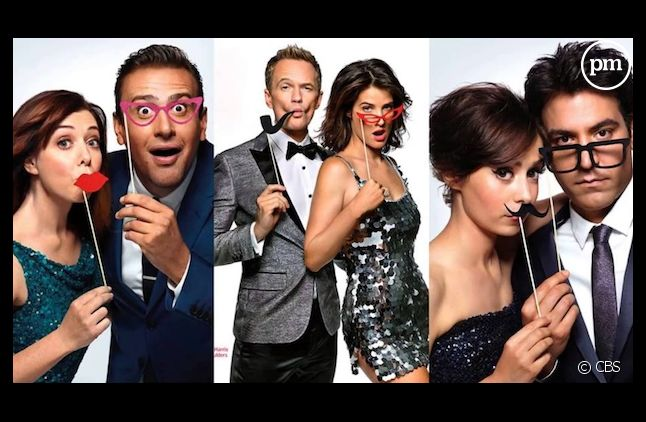 """How I Met Your Mother"" : le final le 31 mars sur CBS"