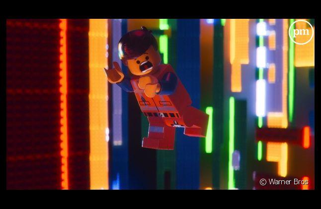 """""""La Grande Aventure Lego"""" reste en tête du box-office US"""