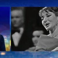 Meryl Streep émue aux larmes face à Laurent Delahousse