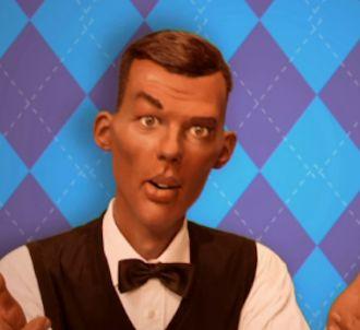 Première apparition de Stromae aux 'Guignols de l'info'...