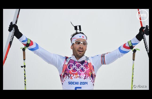 Avec deux titres olympiques, Martin Fourcade a été la star française de ces Jeux.
