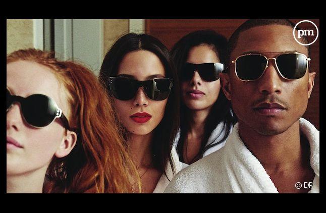 """L'album """"G I R L"""" de Pharrell en tête du Top Albums français"""