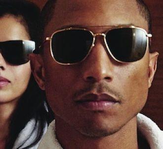 L'album 'G I R L' de Pharrell en tête du Top Albums...