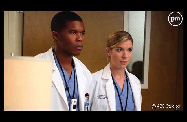 "Gaius Charles et Tessa Ferrer quittent ""Grey's Anatomy"""