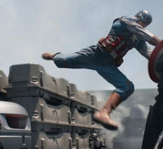 'Captain America, le soldat de l'hiver' reste en tête du...