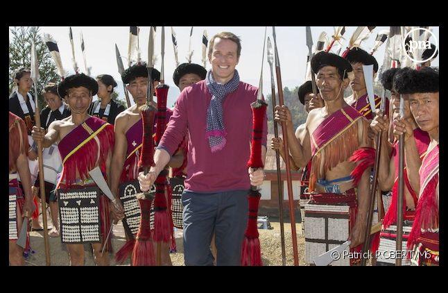 """Les trois membres de l'équipe de """"Pékin Express"""" retenus en Inde sont de retour en Europe"""