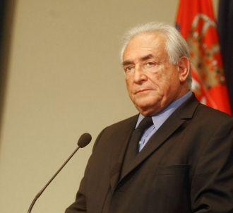 Dominique Strauss-Kahn va reprendre la parole... pour...