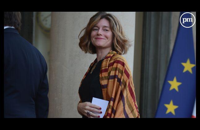 "Natalie Nougayrède, la directrice du ""Monde"""