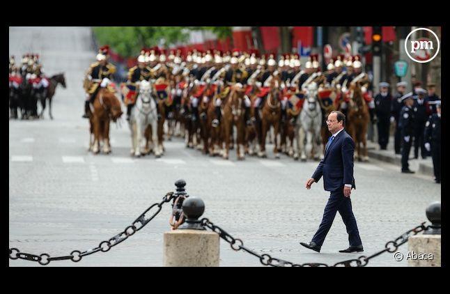 France 2 leader avec les cérémonies du 8 mai.
