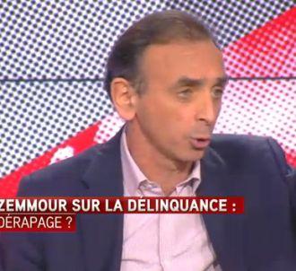 Eric Zemmour sur i-TELE dans 'Ca se dispute'.